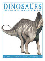 Omslag - Dinosaurs of the Lower Cretaceous