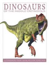 Omslag - Dinosaurs of the Middle Cretaceous
