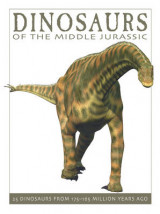 Omslag - Dinosaurs of the Middle Jurassic