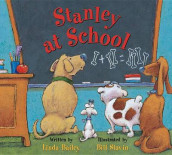 Stanley at School av Linda Bailey (Innbundet)
