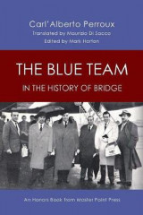 Omslag - The Blue Team in the History of Bridge