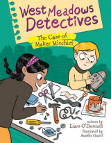 Omslag - West Meadows Detectives: The Case of Maker Mischief