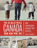 Omslag - Making Canada Home