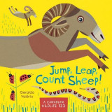 Omslag - Jump, Leap, Count Sheep!