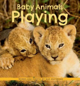 Omslag - Baby Animals Playing