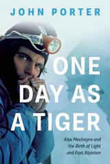 Omslag - One Day as a Tiger