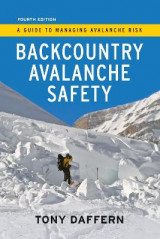 Omslag - Backcountry Avalanche Safety - 4th Edition