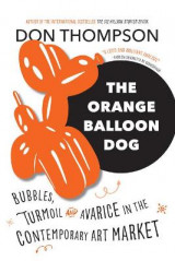 Omslag - The Orange Balloon Dog