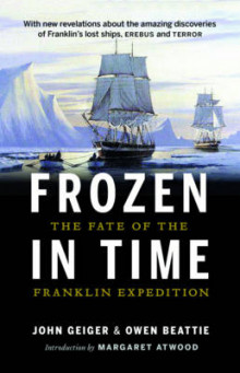 Frozen in Time av Owen Beattie og John Geiger (Heftet)