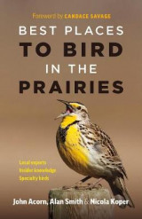 Omslag - Best Places to Bird in the Prairies
