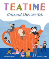 Omslag - Teatime Around the World