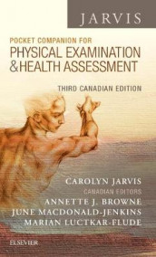 Pocket Companion for Physical Examination and Health Assessment, Canadian Edition av Carolyn Jarvis (Heftet)