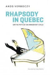 Omslag - Rhapsody in Quebec