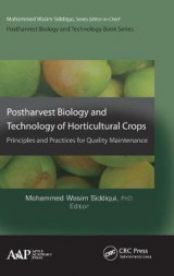 Omslag - Postharvest Biology and Technology of Horticultural Crops