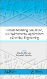 Omslag - Process Modeling, Simulation, and Environmental Applications in Chemical Engineering