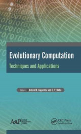 Omslag - Evolutionary Computation