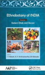 Omslag - Ethnobotany of India: Eastern Ghats and Deccan Volume 1