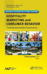 Omslag - Hospitality Marketing and Consumer Behavior