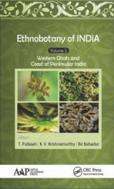 Omslag - Ethnobotany of India: Western Ghats and West Coast of Peninsular India Volume 2