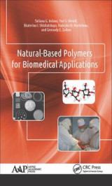 Omslag - Natural-Based Polymers for Biomedical Applications