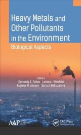 Omslag - Heavy Metals and Other Pollutants in the Environment