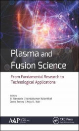 Omslag - Plasma and Fusion Science