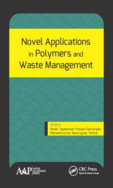Omslag - Novel Applications in Polymers and Waste Management