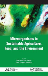 Omslag - Microorganisms in Sustainable Agriculture, Food, and the Environment