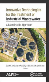 Omslag - Innovative Technologies for the Treatment of Industrial Wastewater
