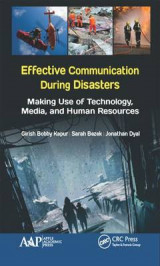 Omslag - Effective Communication During Disasters