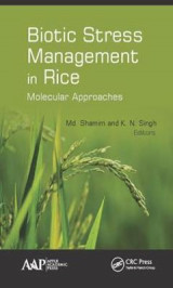 Omslag - Biotic Stress Management in Rice