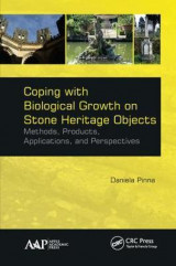Omslag - Coping with Biological Growth on Stone Heritage Objects