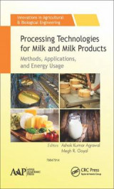 Omslag - Processing Technologies for Milk and Milk Products