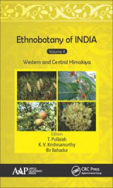Omslag - Ethnobotany of India: Volume 5