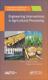 Omslag - Engineering Interventions in Agricultural Processing