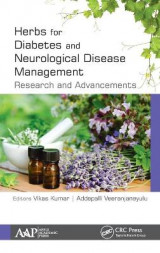 Omslag - Herbs for Diabetes and Neurological Disease Management