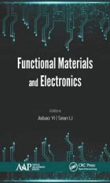 Omslag - Functional Materials and Electronics