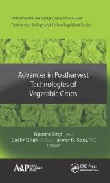 Omslag - Advances in Postharvest Technologies of Vegetable Crops