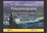 Omslag - Clinical Atlas of Polysomnography