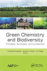 Omslag - Green Chemistry and Biodiversity