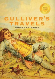 Gulliver's Travels (1000 Copy Limited Edition) av Jonathan Swift (Innbundet)