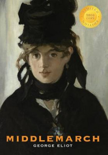 Middlemarch (1000 Copy Limited Edition) av George Eliot (Innbundet)
