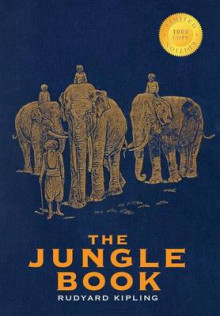 The Jungle Book (1000 Copy Limited Edition) av Rudyard Kipling (Innbundet)
