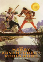 The Merry Adventures of Robin Hood (1000 Copy Limited Edition) av Howard Pyle (Innbundet)