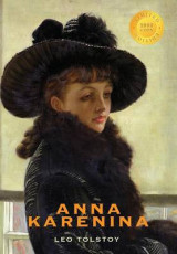Omslag - Anna Karenina (1000 Copy Limited Edition)