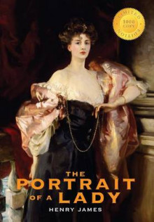 The Portrait of a Lady (1000 Copy Limited Edition) av Henry James (Innbundet)
