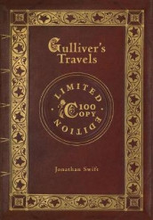 Gulliver's Travels (100 Copy Limited Edition) av Jonathan Swift (Innbundet)