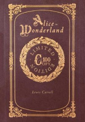 Alice in Wonderland (100 Copy Limited Edition) av Lewis Carroll (Innbundet)