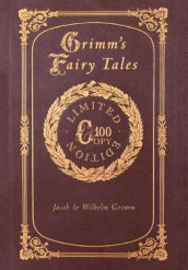Grimm's Fairy Tales (100 Copy Limited Edition) av Jacob & Wilhelm Grimm (Innbundet)