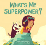 Omslag - What's My Superpower?